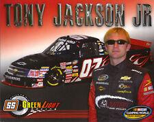 TONY JACKSON JR 2010 ASI #07 2ND VER RED TRUCK POSTCARD