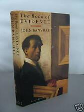 The Book of Evidence - Freddie Montgomery HB DJ 1989