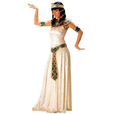 Cleopatra Kostüm, Ägypterin Damenkostüm Samt Kleopatra Gewand Antike Toga Pharao