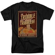 STAR TREK TRIBBLES THE MOVIE ADULT MENS TEE SHIRT SIZE 5XL