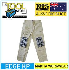 Makita Workwear Edge KP Trousers (With Knee Guards)