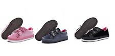 Baby Toddler Girls Velvet Low Top Sneakers Glitter Loop Strap Slip On Shoes