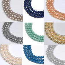 200 Swarovski Crystal Pearls 3mm 4mm 6mm Round Beads 5810