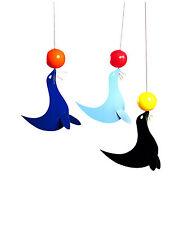 Flensted Happy Sealion Sea Lion Modern Hanging Baby Mobile Kinetic Art Decor