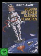 DVD JERRY LEWIS - BESUCH AUF EINEM KLEINEN PLANETEN (Der Astronautenschreck) NEU
