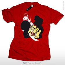 Super Dealer Mario Fan T-Shirt for Gamers SNES Retro Kult Fun luigi toad zelda