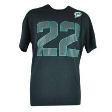 NFL Nike Miami Dolphins Reggie Bush #22 Nome & Numero T-Shirt DT5000