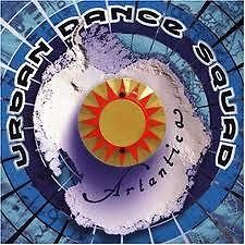 URBAN DANCE SQUAD- ARTANTICA. CD.
