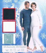 Herren Thermo langarm Unterhemd  Thermoshirt in verschiedenen Größe und Farben