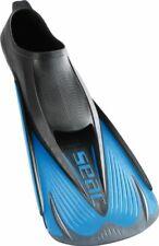 Seac Speed-S Full Foot Swim Fins Blue