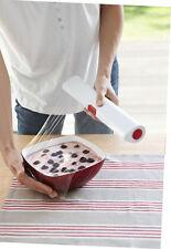 Emsa CLICK & CUT Folienschneider weiß/rot Für Alufolie und Frischhaltefolie