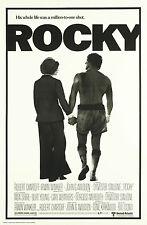 """Rocky "" 1 .Sylvester Stallone Retro Movie Poster A1A2A3A4 Sizes"
