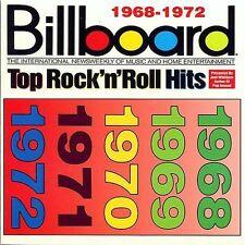 Billboard Top Rock'n'Roll Hits: 1968-72, Various Artists, Acceptable Box set
