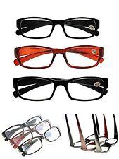 Super Cheap Unisex Fashion Reading Glasses in 3 Colours+1.0+1.5+2.0+2.5+3.0 TN33
