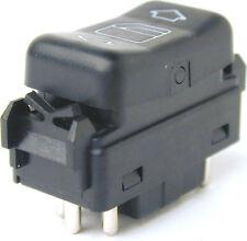 Interruptor elevalunas interruptor izquierda adecuado para mercedes w124, w201, w126
