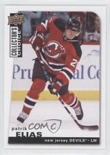 2008-09 Upper Deck Collector's Choice #144 Patrik Elias New Jersey Devils Card