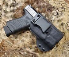 Gunner's Custom Holster Glock 19 23 25 32 Inforce APLc Glock IWB  FOMI clip