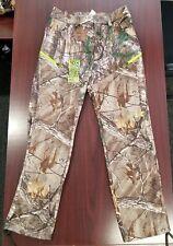 UA Under Armour Realtree Xtra Scent Control Men's Fleece Hunting Pants ColdGear