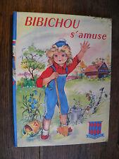 Bibichou s'amuse / Claude Paternostre de la Mairieu / Conte de l' Aviron