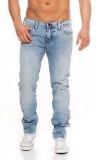 BIG SEVEN - MORRIS - Crashed Ice - Regular - XXL - Blau Herren Jeans Hose