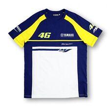 Neu Offiziell Valentino Rossi VR46 Doppel Yamaha Herren T-Shirt - YDMTS 165409
