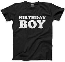 Cumpleaños Chico Hombre Unisex Camiseta