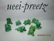 Auswahl Einzelfigur Happy Frogs 1986 mit K Kennung  100% Original