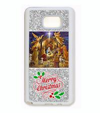 CHRISTMAS GIFT NATIVITY SCENE CUSTOM PHONE Case For Samsung Galaxy S8 S7 NOTE 8