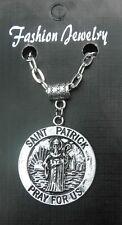20 24 Inch Necklace & St Patrick Padraig Apostle Pátraic Patron Saint of Ireland