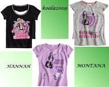 Moda Camiseta HANNAH MONTANA 116 128 140 152 NUEVAS