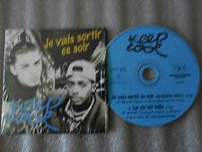CD-KEEP COOL-JE VAIS SORTIR CE SOIR-LA VIE EST BELLE-JET LAG(CD SINGLE)97-2TRACK