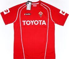 FIORENTINA (2XL, XL) 3rd KIT 2005/06 RED LOTTO S/S SHIRT JERSEY FOOTBALL SOCCER