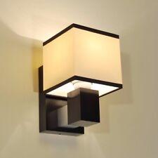 Applique Murale LK10Aw en Bois Luminaire Lampe Couloir Escalier Lumière