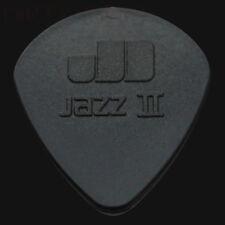 Dunlop Nylon Jazz II Guitar Picks - 1.18mm Black - 1 2 3 4 5 6 10 12 20 24 36
