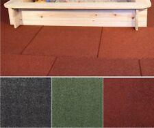 (34,36€/1qm) Fallschutzmatten Gummimatten Fallschutzplatten Bodenmatten 50x50x3c