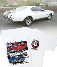 High-Test Oldsmobile T-Shirt - 442 Cutlass Hurst/Olds 455 HO 65 66 67 68 69 70