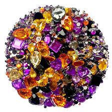 HALLOWEEN Mix/Set of Gems Diamantes Rhinestones Crystals Craft Embellishments