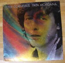 PETER CORNELIUS Fata Morgana LP/GER