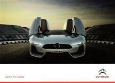 CITROEN GT Concept car  carte postale 18x13