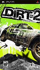 Dirt 2 (Sony PSP, 2009)