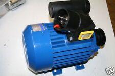 Mischermotor 230V, 0,55KW,  B3, mit Netzschalter, Elektromotor, Mörtelmaschiene