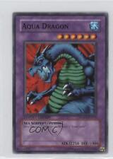 2006 Yu-Gi-Oh! McDonald's Promotional Series 2 #MDP2-EN013 Aqua Dragon Card
