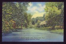 Alley Spring State Park Eminence Missouri Postcard