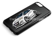 WickedArtz Cartoon Peugeot 208 GTi GT (7 Colours) iPhone 4/5/6/7 Case/Covers
