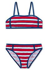 Schiesser Aqua Fille Bustier-Bikini Bikini Top Gr 140 152 164 176 Maillot de