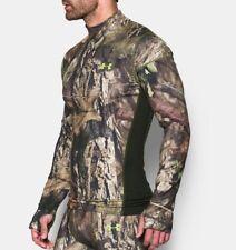(M) Under Armour Men's UA ColdGear® Armour Hunting Long Sleeve Shirt