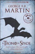 """Libro TERZO de """"Le Cronache del Ghiaccio e del Fuoco"""" saga de Il Trono di Spade"""