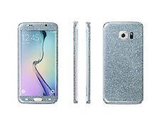 Samsung Galaxy S7 Skins Glitzerfolie Aufkleber Sticker Glitter Schutzfolie Hülle