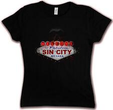 SIN CITY HC HATE COUTURE GIRLIE SHIRT Fabulous Las Vegas Sign Logo Poker Casino