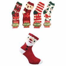 Ladies Soft Fluffy Lounge Cozy Comfortable Bed Socks Winter Warm Socks